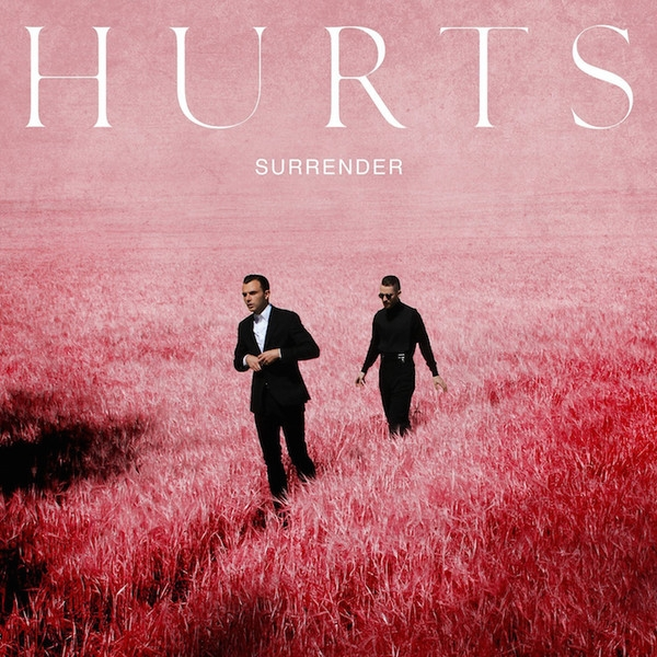 HURTS Surrender CD 2015