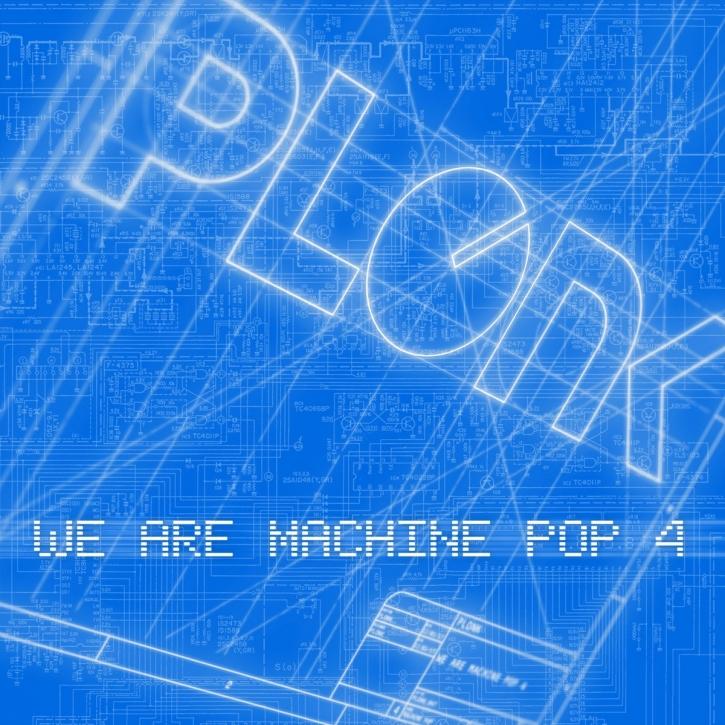 WE ARE MACHINE POP VOL.4 2020 LTD.350 (DATAPOP Unisonlab MASCHINE BRENNT)