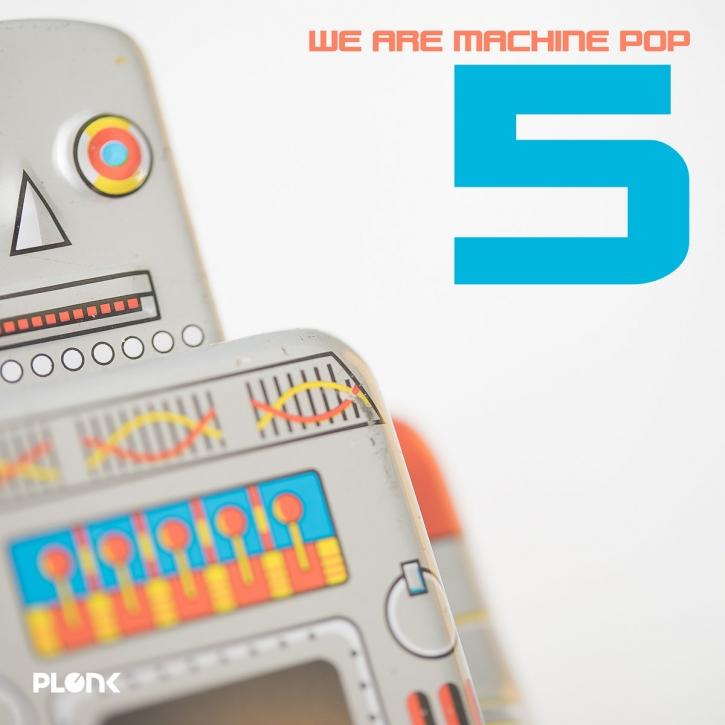 WE ARE MACHINE POP VOL.5 2020 LTD.350 (SECTOR ONE Maschine Brennt DATAPOP)