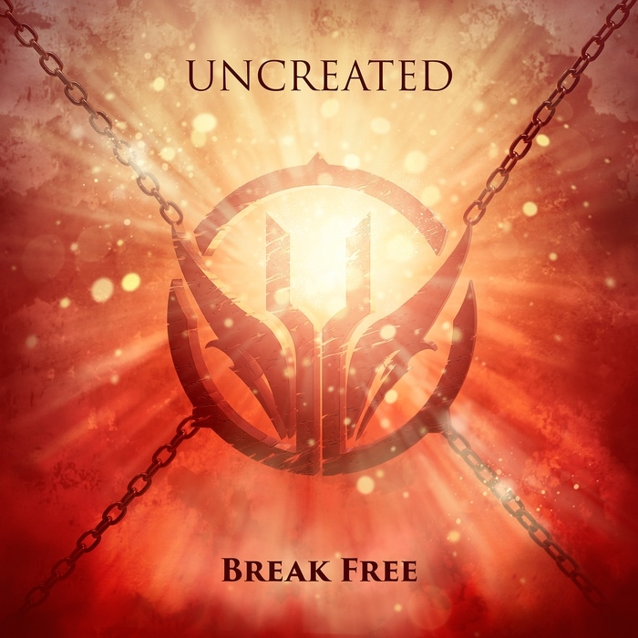 UNCREATED Break Free EP LIMITED CD 2020 (Mesh SOLITARY EXPERIMENTS)