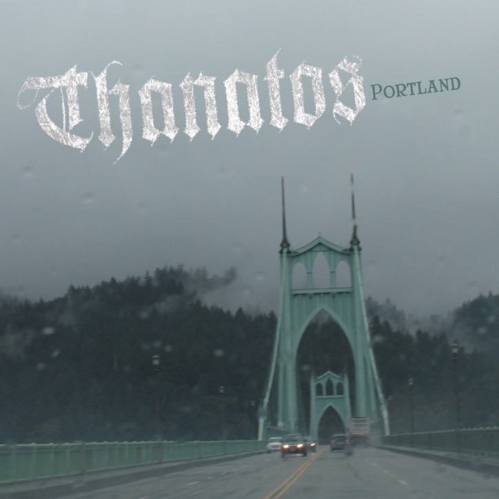 THANATOS Portland CD Digipack 2020 LTD.300