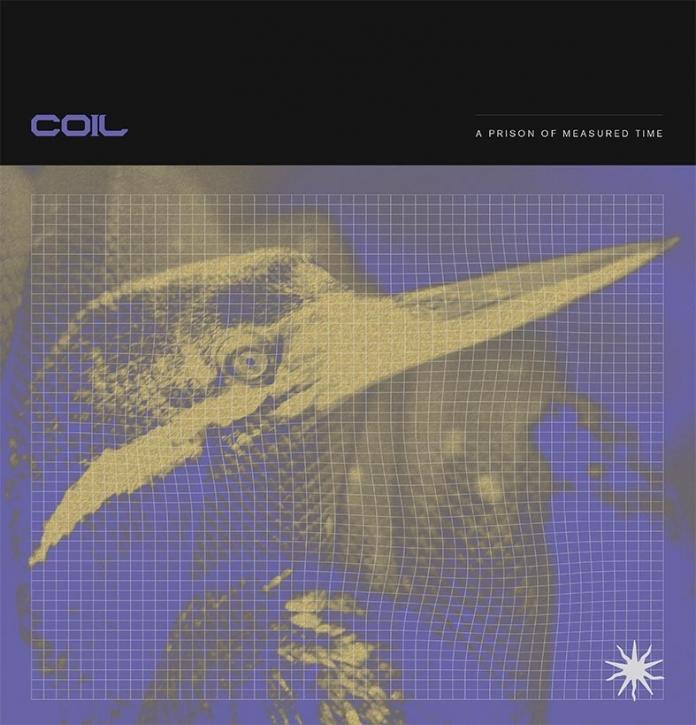 COIL A Prison of Measured Time LP BLACK VINYL 2020