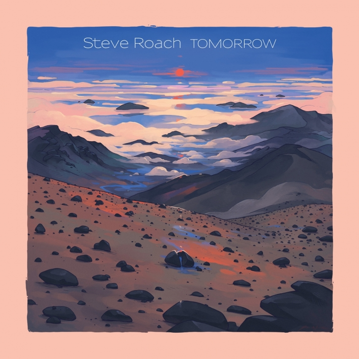 STEVE ROACH Tomorrow CD Digipack 2020