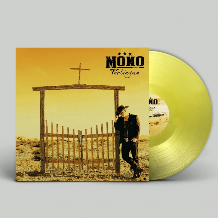 MONO INC. Terlingua LP VINYL 2020 (VÖ 11.12)