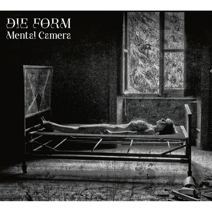 DIE FORM Mental Camera CD Digipack 2021 (VÖ 29.01)