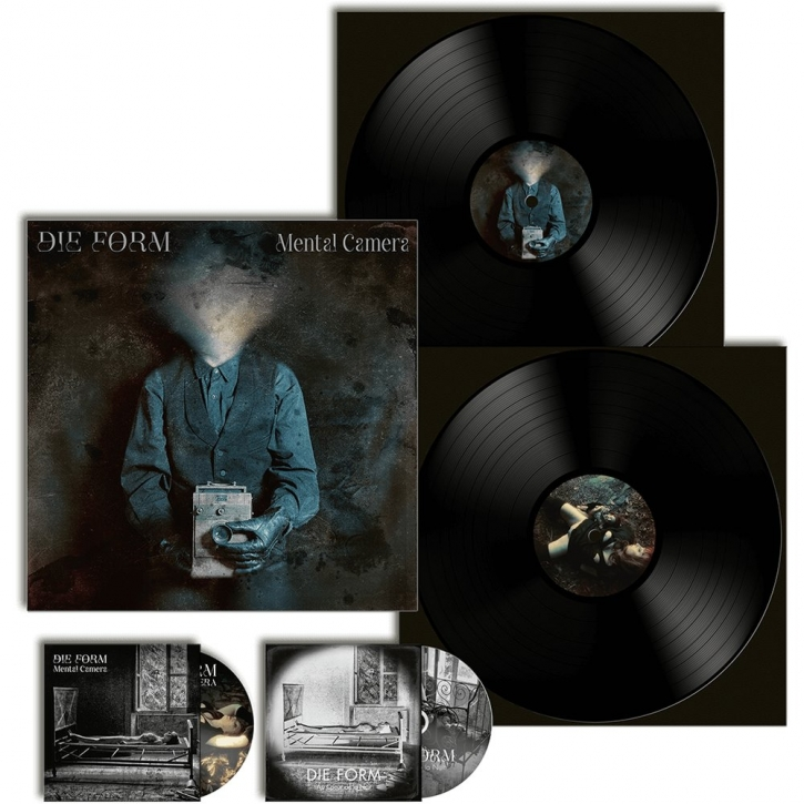 DIE FORM Mental Camera + A Coeur de la Nuit LIMITED 2LP VINYL+2CD 2021 (VÖ 29.01)