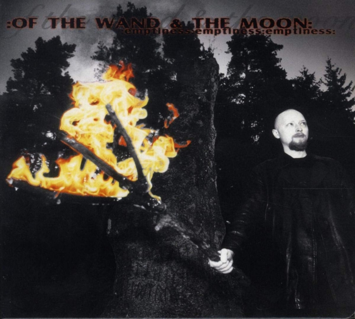 OF THE WAND & THE MOON Emptiness:Emptiness:Emptiness LP VINYL 2020 LTD.500