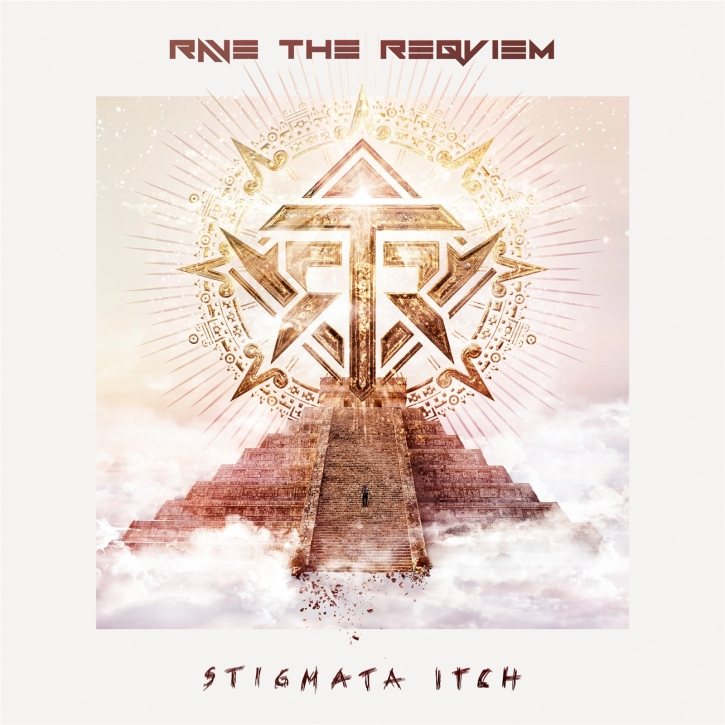 RAVE THE REQVIEM Stigmata Itch CD Digipack 2020 (VÖ 04.12)