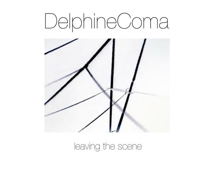 DELPHINE COMA Leaving the Scene [2nd, re-recorded + bonus] CD Digipack 2020