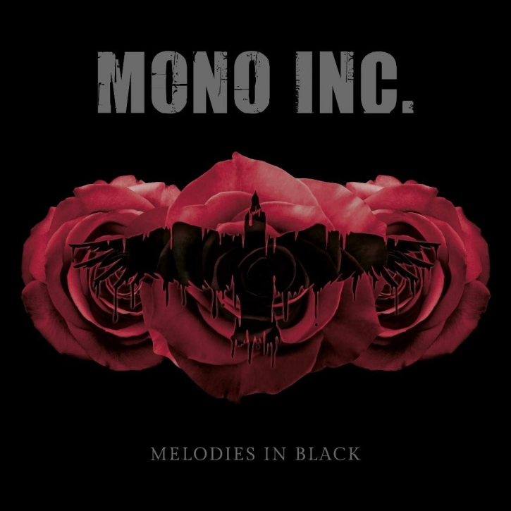 MONO INC. Melodies In Black 2CD Digipack 2020 (VÖ 27.11)