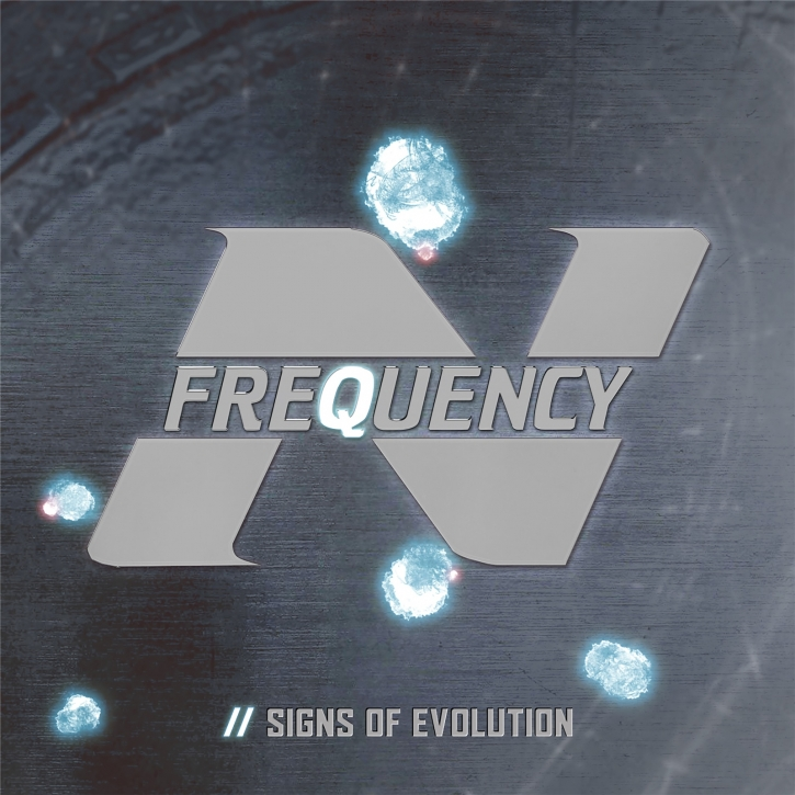 N-FREQUENCY Signs Of Evolution CD 2020 (VÖ 20.11)