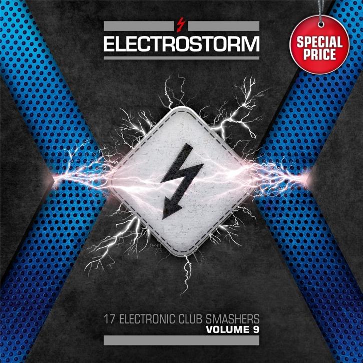 ELECTROSTORM VOL.9 CD 2020 Hocico BLUTENGEL Ost+Front SOLAR FAKE