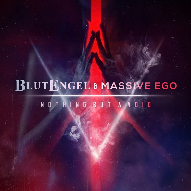BLUTENGEL & MASSIVE EGO Nothing But A Void LIMITED MCD Digipack 2020