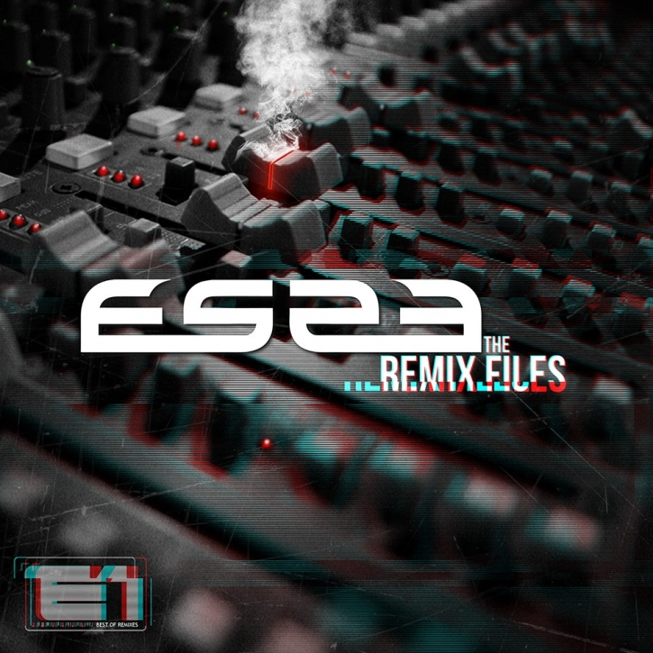 ES23 The Remix Files CD 2020 LTD.300 (Nachtmahr SITD Solitary Experiments) (VÖ 23.10)