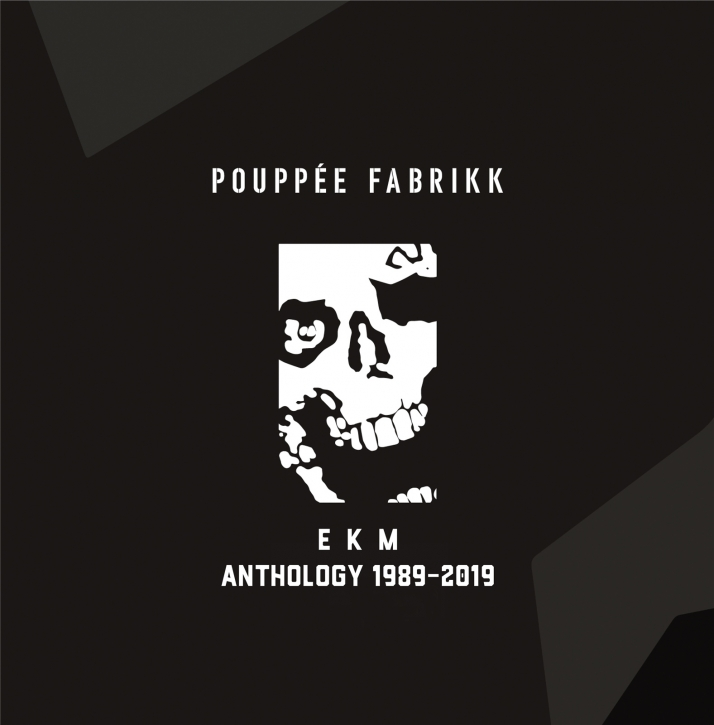 POUPPEE FABRIKK EKM . Anthology 1989-2019 6CD BOX 2020 LTD.500