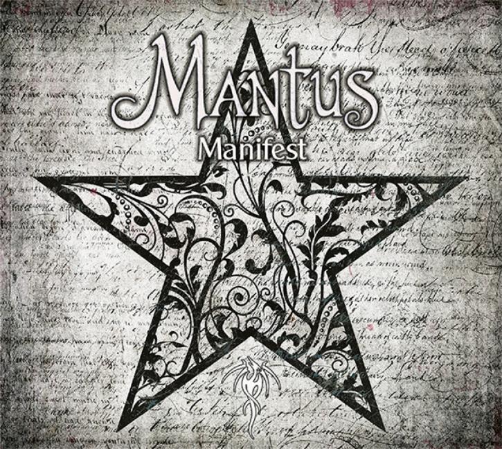 MANTUS Manifest LIMITED CD Digipack 2021 (VÖ 29.01)