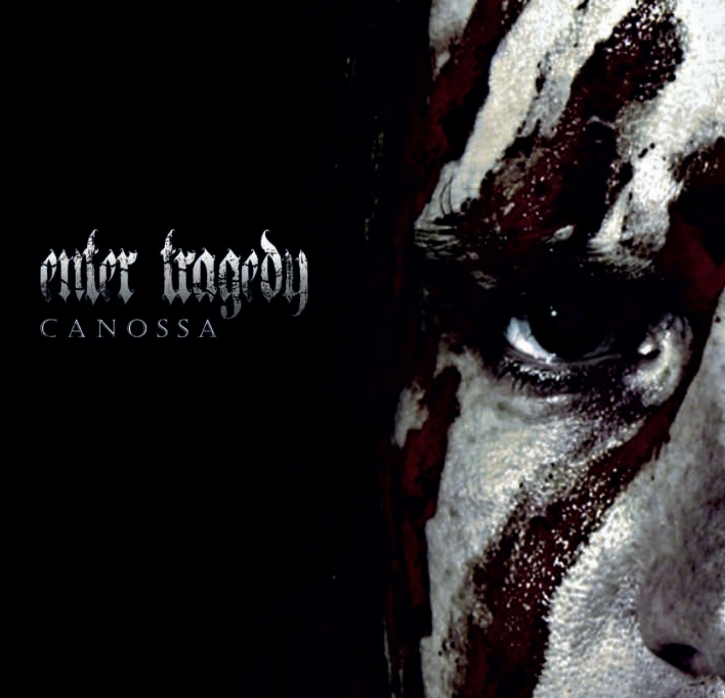 ENTER TRAGEDY Canossa CD 2020