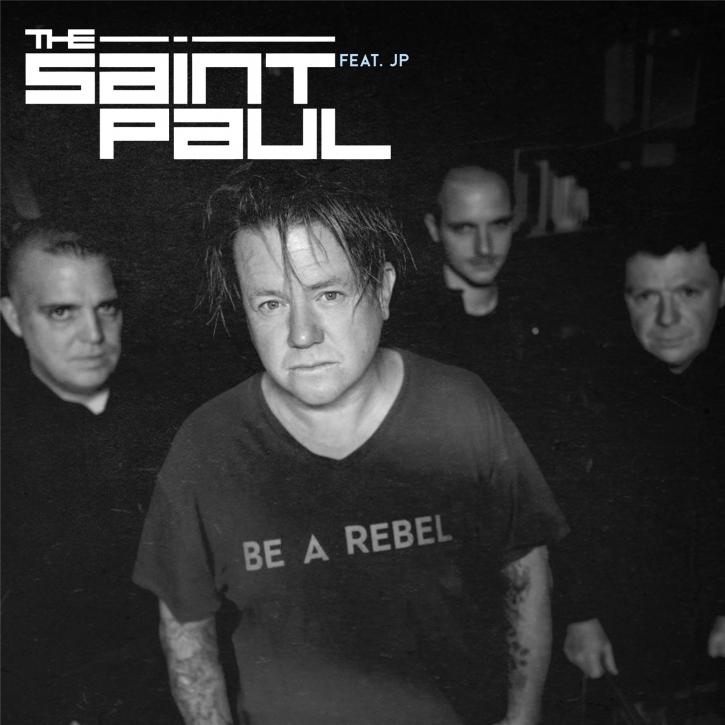 THE SAINT PAUL Be A Rebel CD Digipack 2020 LTD.200
