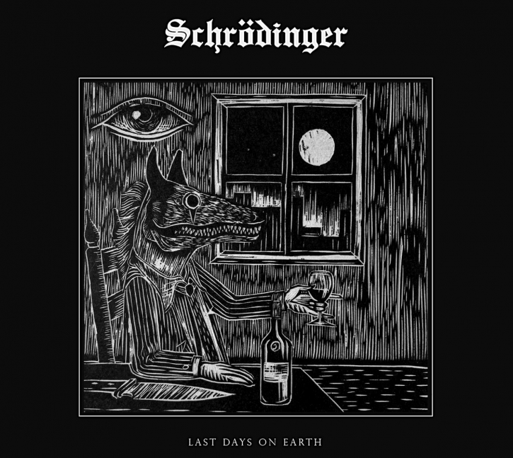 SCHRÖDINGER Last Days on Earth CD Digipack 2020
