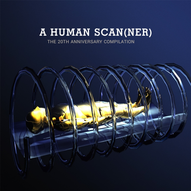 A HUMAN SCANNER - The 20th Anniversary Compilation 2CD 2020 (Absurd Minds SITD Grausame Töchter) (VÖ 04.12)