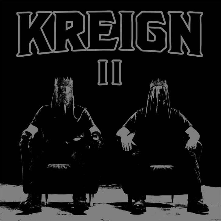 KREIGN Kreign II 2CD 2020 LTD.300 (DIE KRUPPS)