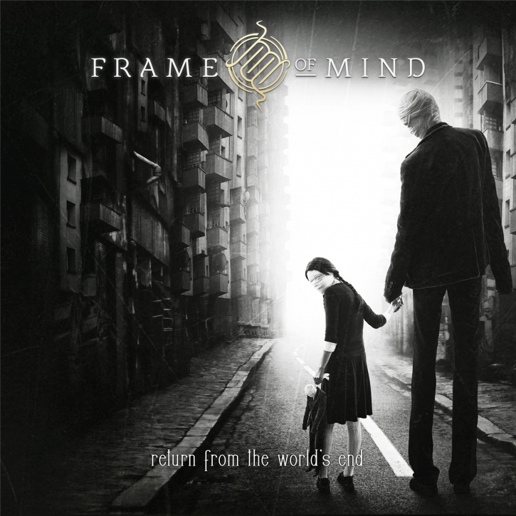 FRAME OF MIND Return From The World's End CD Digipack 2020 (VÖ 27.11)