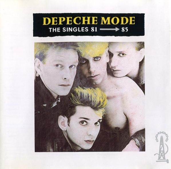DEPECHE MODE The Singles 81-85 CD 1985
