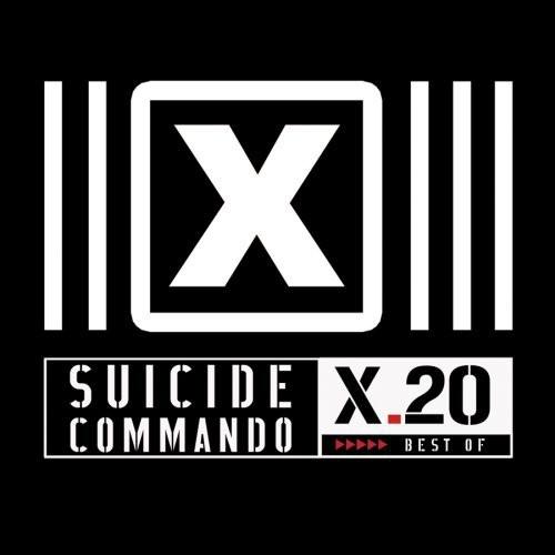 SUICIDE COMMANDO X.20 (Best Of) CD 2007