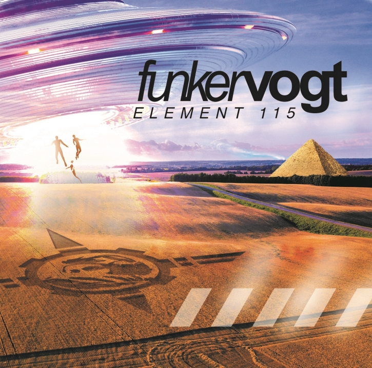 FUNKER VOGT Element 115 LIMITED 2CD Digipack 2021