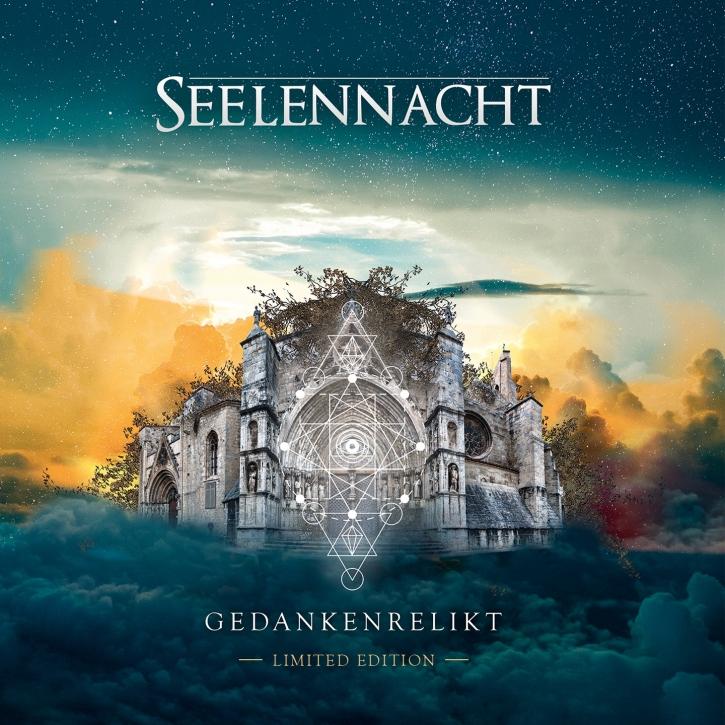 SEELENNACHT Gedankenrelikt + Wegesrandrelikte (Limited Edition) 2CD 2018