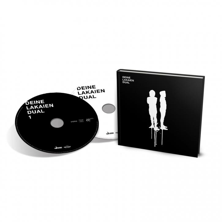 DEINE LAKAIEN Dual 2CD Mediabook 2021 (VÖ 16.04)
