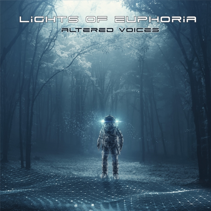 LIGHTS OF EUPHORIA Altered Voices CD 2020 (VÖ 11.12)