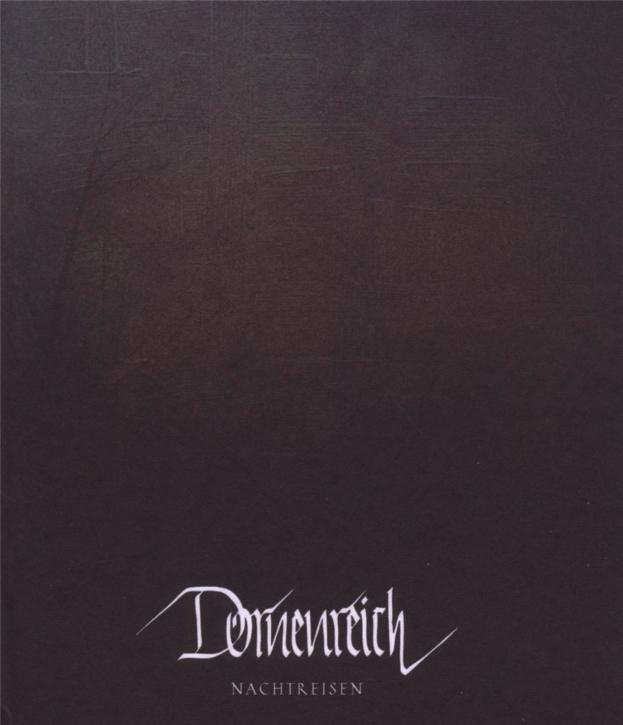 DORNENREICH Nachtreisen 2CD DigiBook 2009