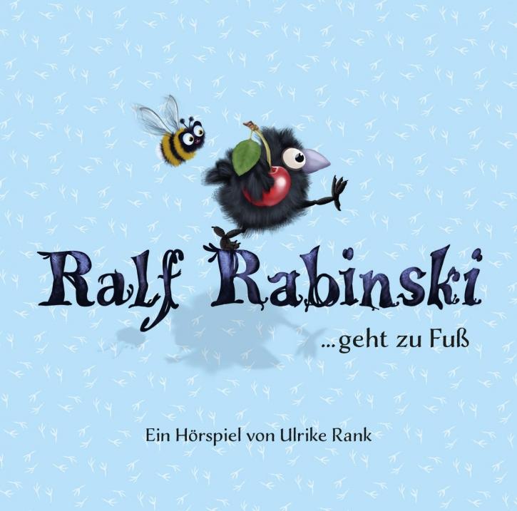 Ralf Rabinski ... geht zu Fuß CD 2021 (VÖ 08.01) (Oswald Henke PETER HEPPNER)