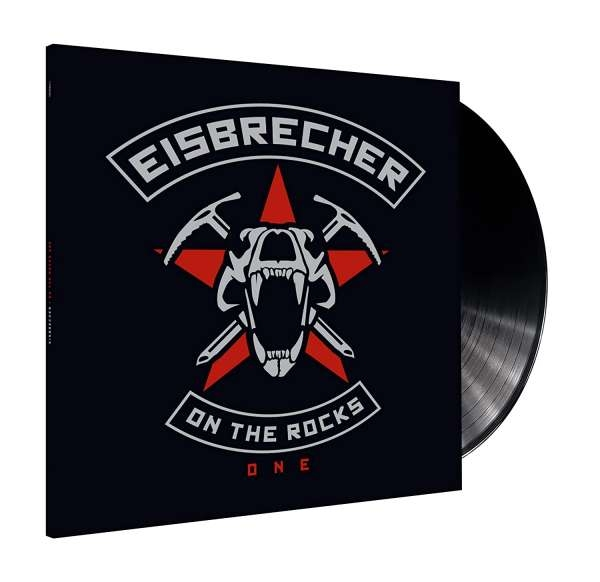 EISBRECHER On the Rocks One LP VINYL 2018