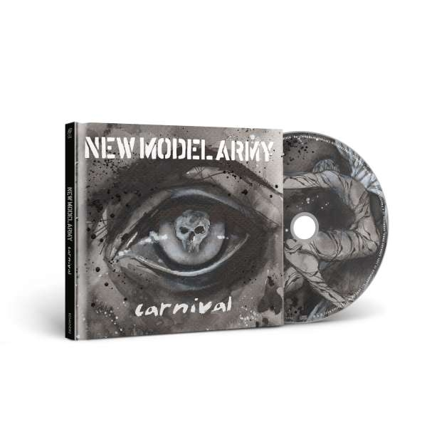 NEW MODEL ARMY Carnival (Limited Mediabook) CD 2020