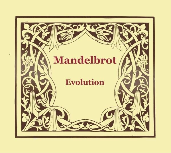 MANDELBROT Evolution CD Digipack 2009