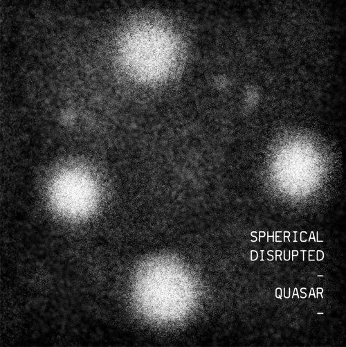 SPHERICAL DISRUPTED Quasar CD 2009