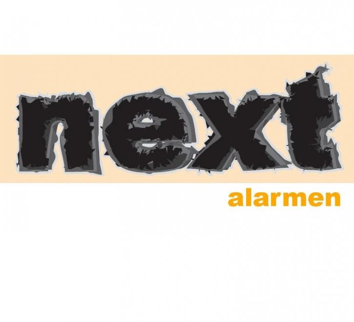 ALARMEN Next CD Digipack 2009