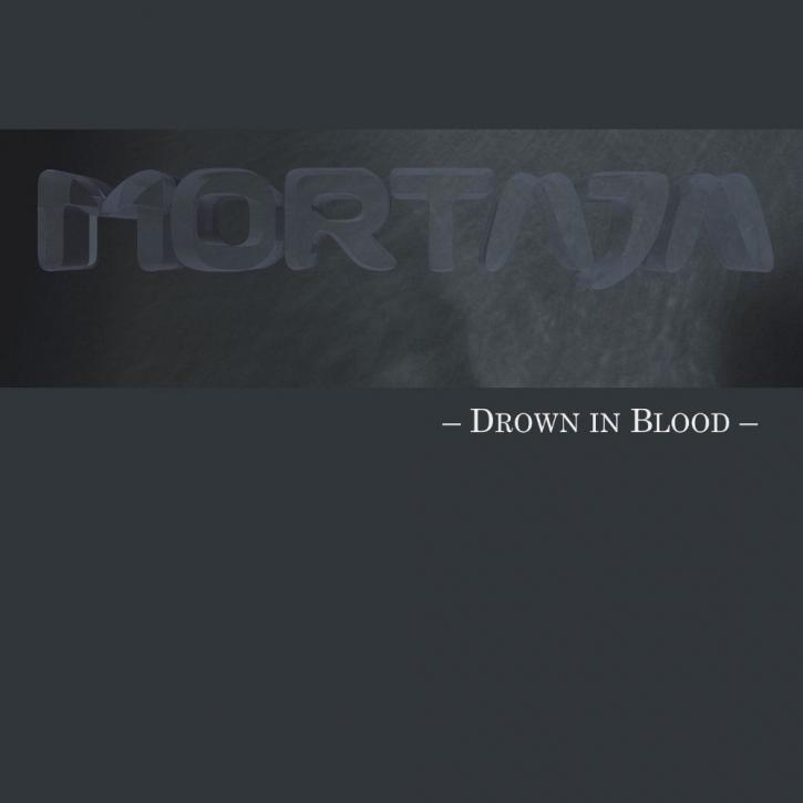 MORTAJA Drown In Blood CD 2011