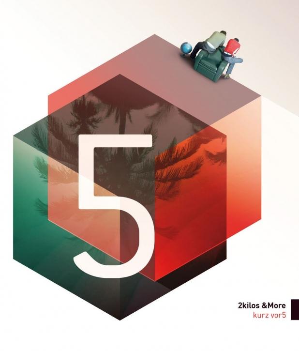 2KILOS &MORE Kurz vor5 CD 2012