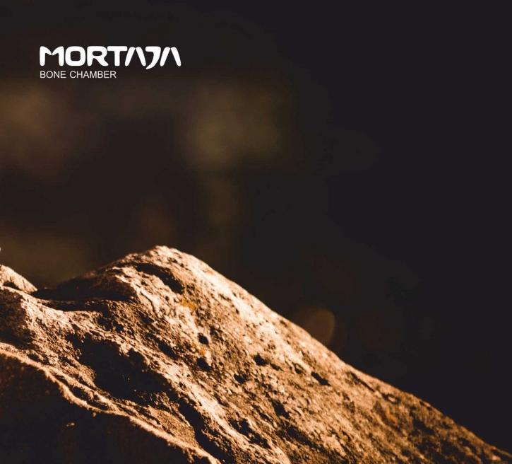 MORTAJA Bone Chamber CD Digipack 2014