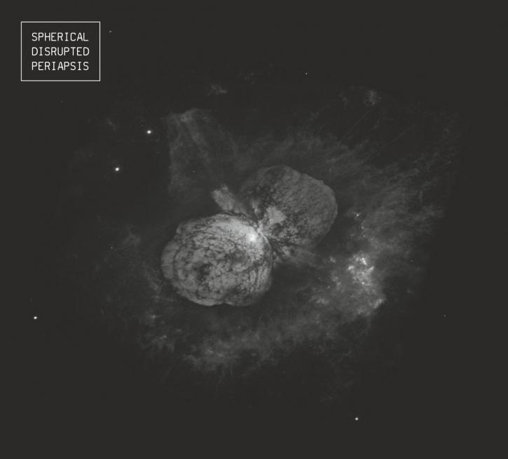 SPHERICAL DISRUPTED Periapsis CD Digipack 2016
