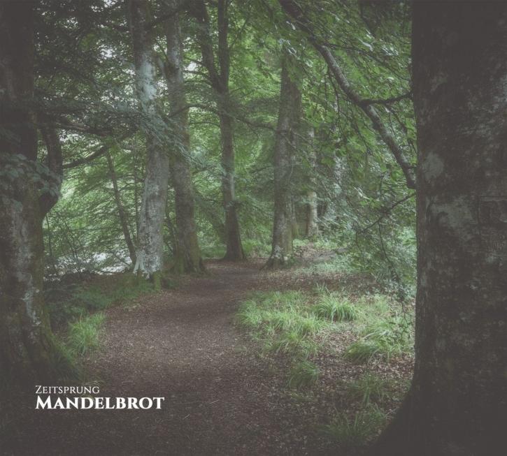 MANDELBROT Zeitsprung CD Digipack 2019