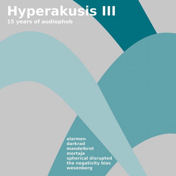 HYPERAKUSIS III CD 2019 (Wesenberg DARKRAD Mandelbrot)
