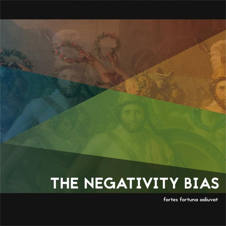 THE NEGATIVITY BIAS Fortes Fortuna Adiuvat CD 2019