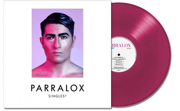 PARRALOX Singles 2 (Deep Purple Edition) LIMITED LP VINYL 2020