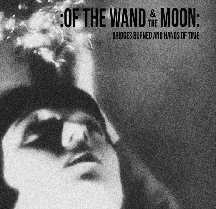 OF THE WAND AND THE MOON Bridges Burned and Hands of Time 2LP SILVER VINYL 2020 LTD.250