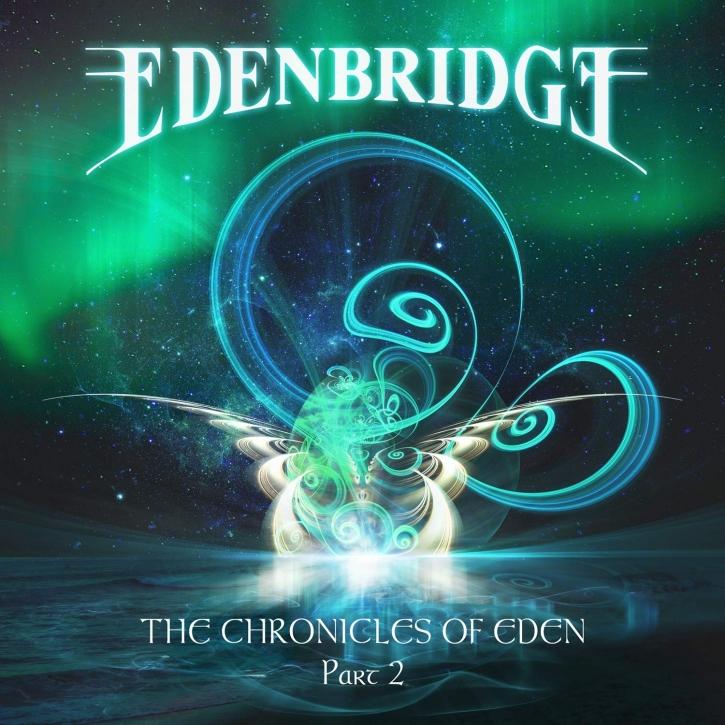 EDENBRIDGE The Chronicles Of Eden Part 2 2CD Digipack 2021