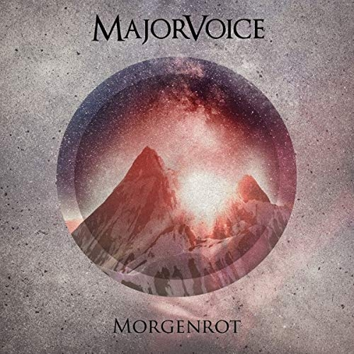 MAJORVOICE Morgenrot CD Digipack 2021 (VÖ 22.01)